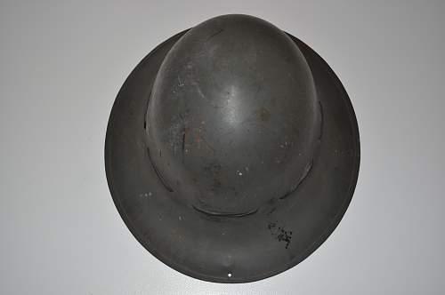 """Two """"new"""" Zuckerman helmets"""