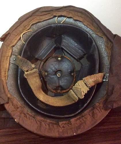 MkII NFS helmet