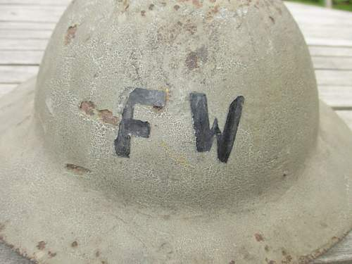 Home Front Mk1 Helmet