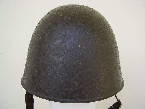 Unidentified Helmet!