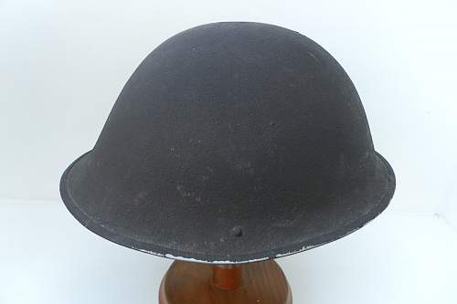 MKIV Helmet question.