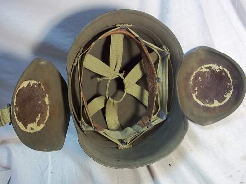 US MK3 Flak Helmet