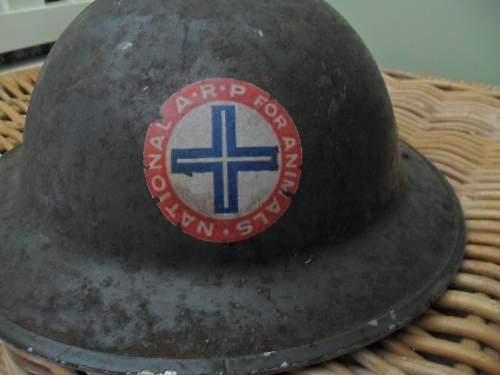 N.A.F.A. helmet ?