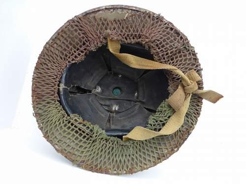 Malta helmet camo
