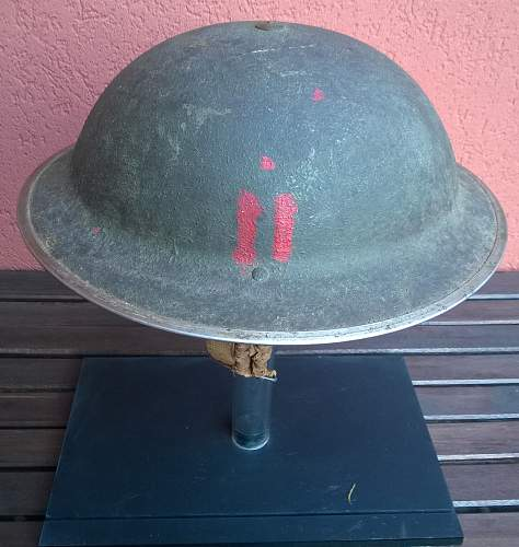 Helmet RAAF MKII 42