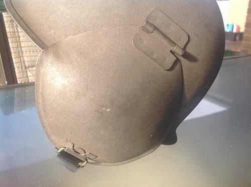 Mk 3 flak helmet