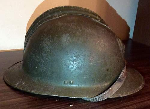 Belgium Adrian Helmet M31