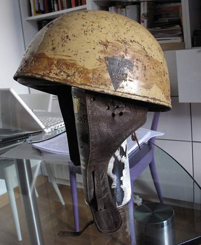 Commando Group DR helmet