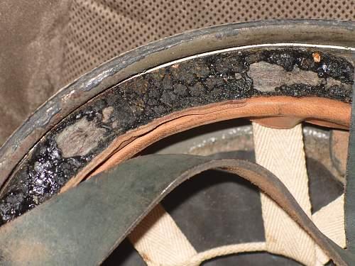 Fibre rim para helmet (hsat)