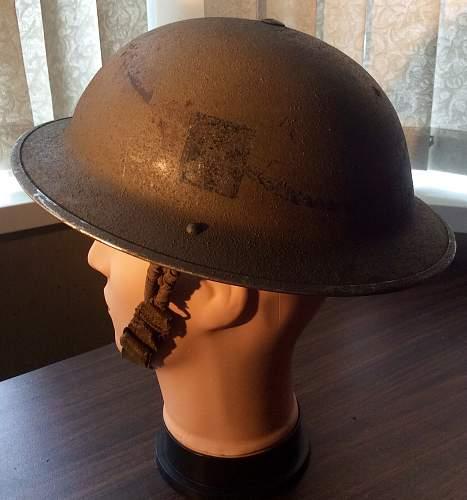 Mk2 British helme