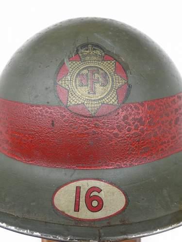 Mk2. NFS Company Officer.