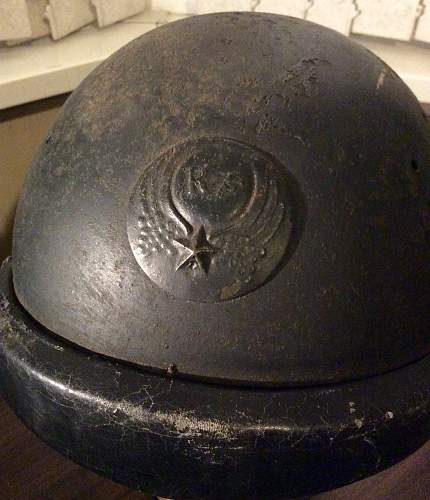French Air Force M37 helmet