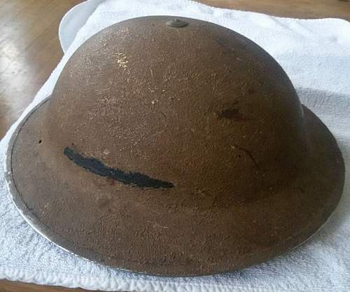 South African ww2 helmet?