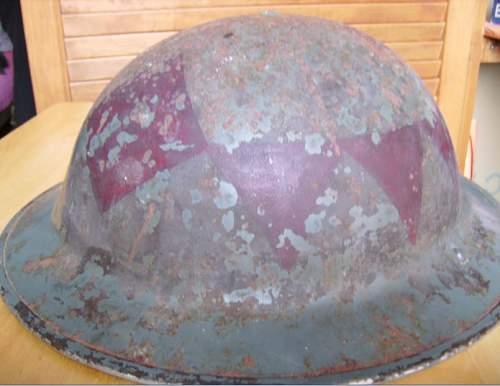 MK II 2C factory helmet ?