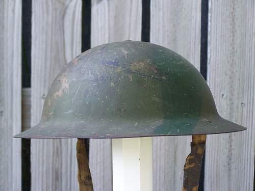 nPz Camo New Zealand Helmet