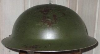 Brodie helmet? WW2