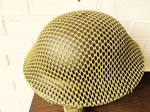 New helmet jcs&w 1939