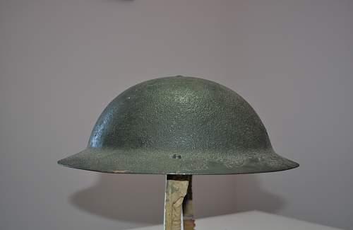 Aussie Mk2 helmet