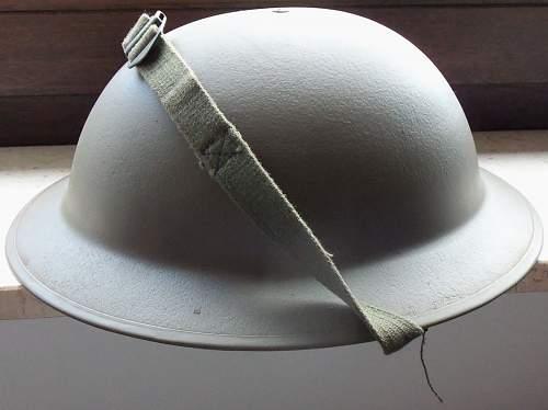 Two helmets for identification, pls. ! ;)