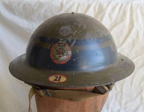 NFS district 21 (Sketty) raw edge BMB 1941