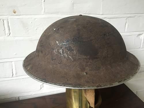 New helmet for my shelf.