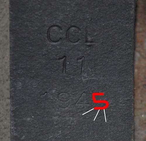 Name:  mkiii helmet liner date stamp.jpg Views: 83 Size:  70.3 KB