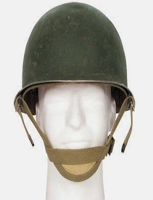 are these British or Israeli chin straps??