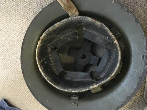 1942 NZ MKII Helmet