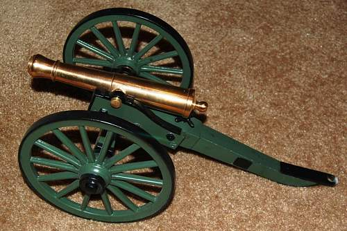 A few more cannon for the collection