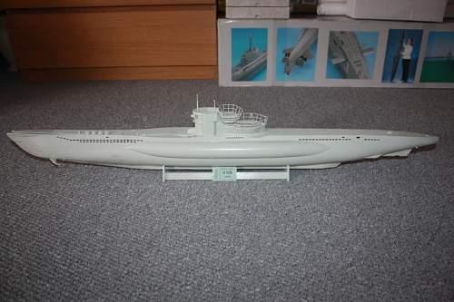 U-Boat bunker drawings