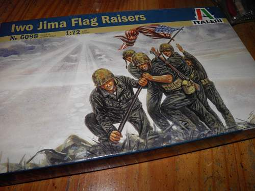 Iwo Jima Flag Raisers