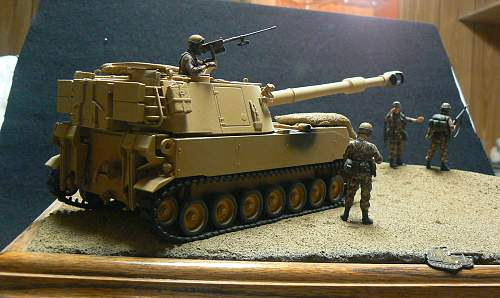 U.s. M109 a2