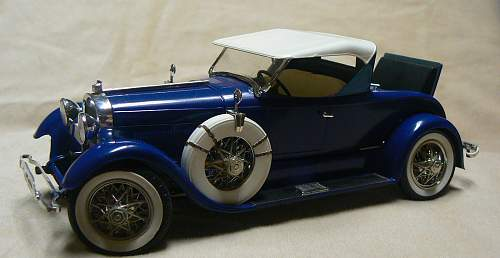 1927 Lincoln Sport Touring