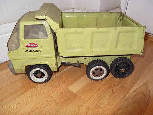 old Tonka toy