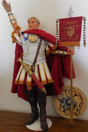 Julius Caesar - 1/6 Scale Figure by Ignite