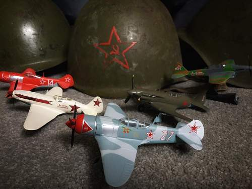 My Red Air Force (and a T-34)