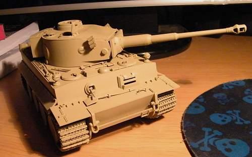 Tiger 1 KIT REPAINT