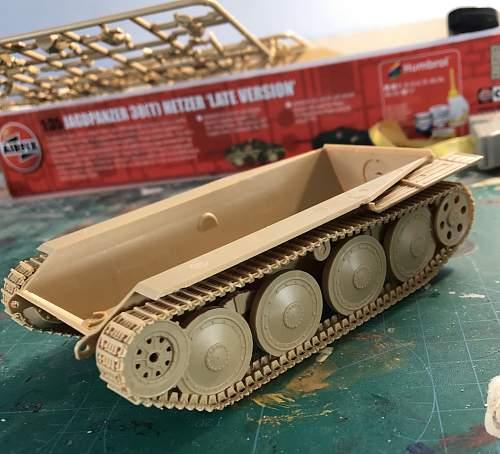 "1/35 Scale Jagdpanzer 38(t) ""Hetzer"""