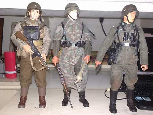 Some of my figures....