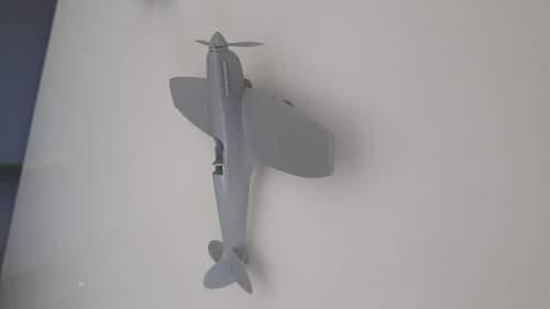 Model planes