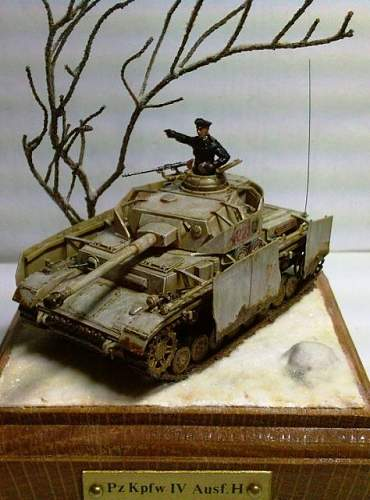 Eastern Front Diorama