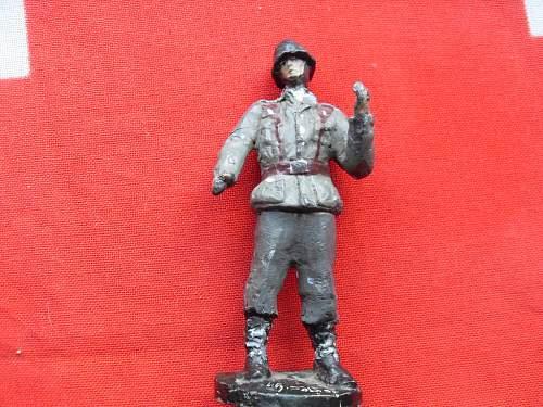 german soldier figure