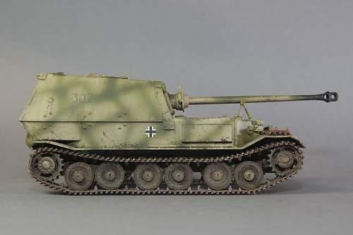 Ferdinand ~ 3./sPzJg.Abt.653, Kursk 1943