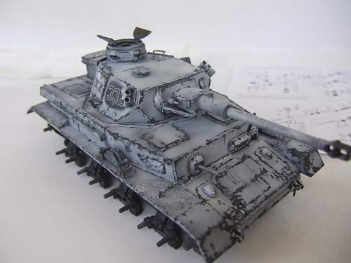 Panzer IV-The TOTENKOPF at Kharkow