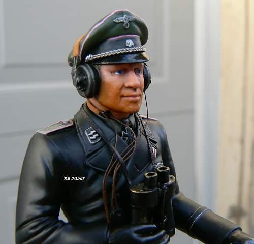 SS Tank Commander