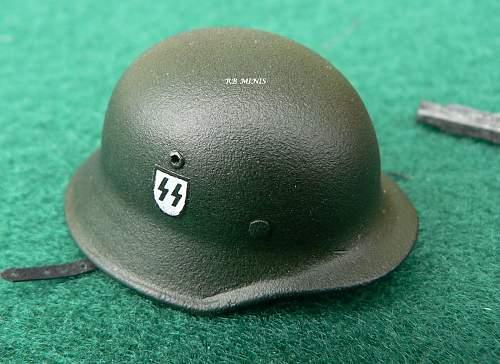 SS Infantryman, Due Respect