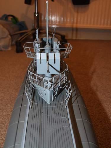 Graupner Type V11C/42  U Boat