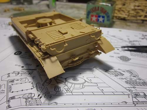 Build Blog - Tamiya 1/48 Flakpanzer Mobelwagon