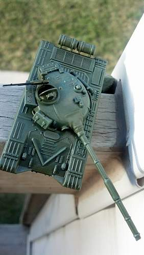 HO/OO wargaming model