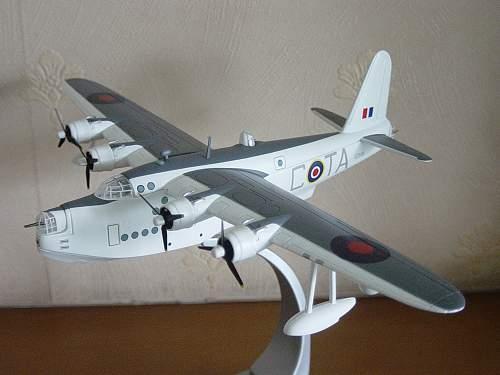 Sunderland MkV Flying Boat